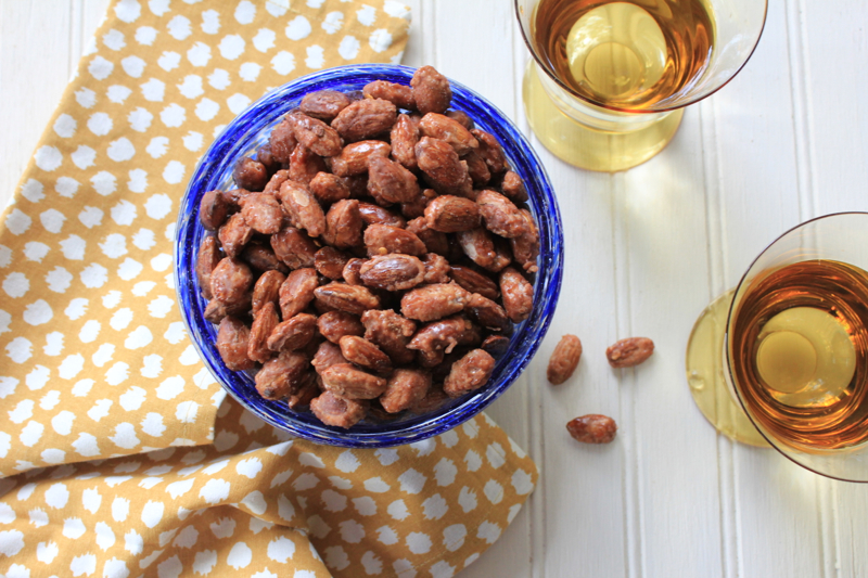Sugar Spiced Nuts 1