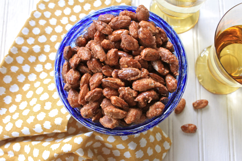 Sugar Spiced Nuts 2