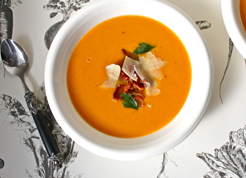 Sweet Potato Soup 2