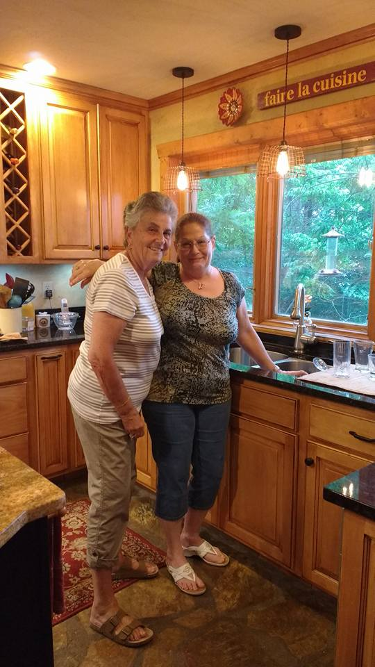 Malt Shoppe Memories Kitchen