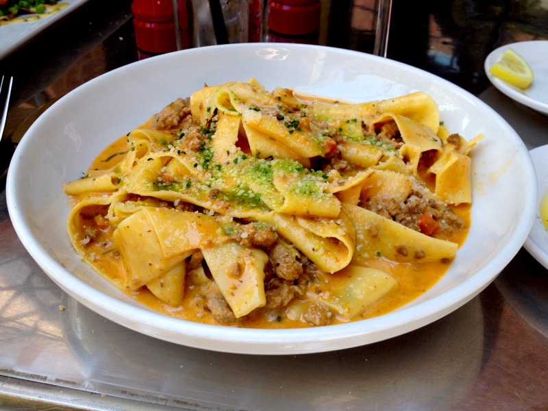 Fig Pappardelle