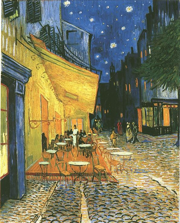 Van Gogh's Painting in Arles