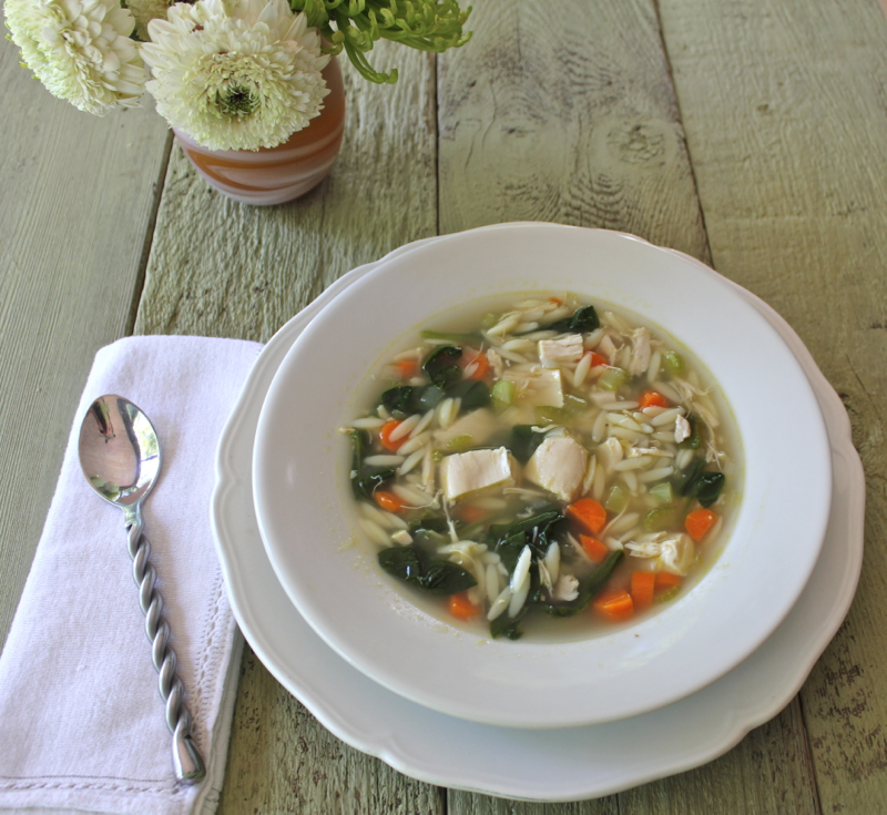 Chicken-and-orzo-Soup-3